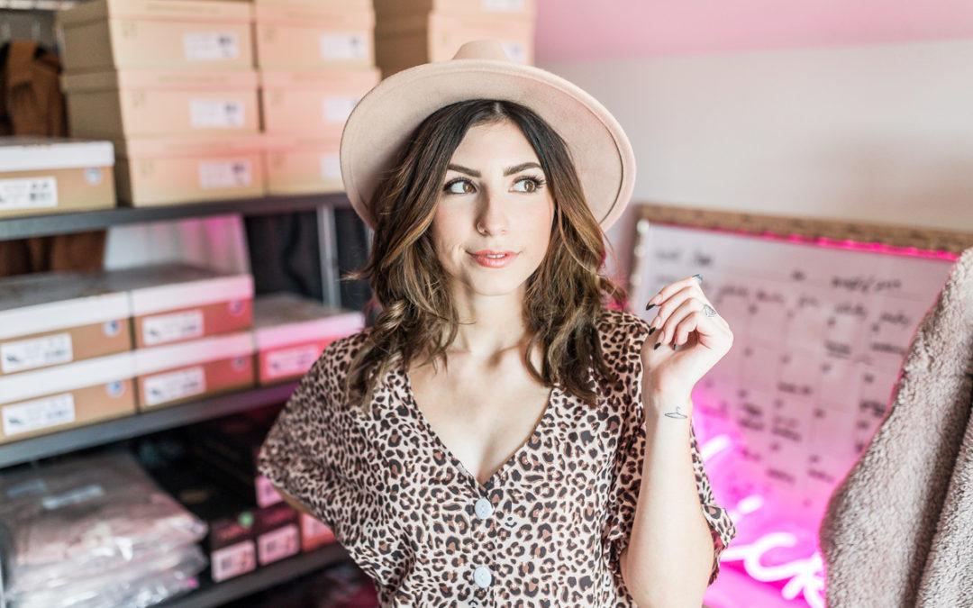 August 2019 Delaware Boss Babe: Meghan Santana