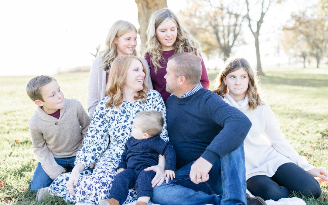 Mansfield Family | Portraits